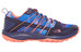 The North Face Litewave Explore Shoes Women patriot blue print/tropical coral